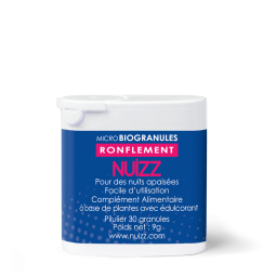 Nuizz ronflement - 30 comp
