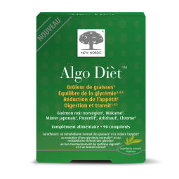 Algo Diet - 90 comp