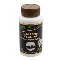 Charbon Végétal Super Activé