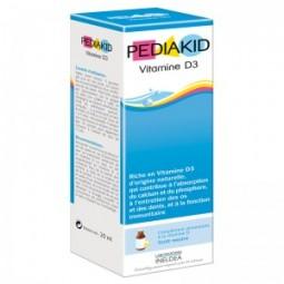 PEDIAKID VITAMINE D3 -...