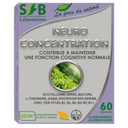 Neuro'concentration - 60...