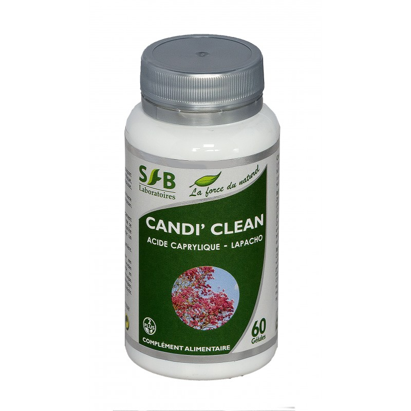 CANDI'CLEAN Complement Alimentaire Bio