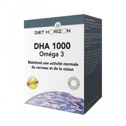 DHA 1000 Oméga 3 - 60...