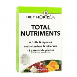 Total Nutriments...