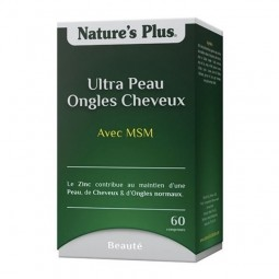 Ultra Peau Ongles Cheveux Complement Alimentaire Bio
