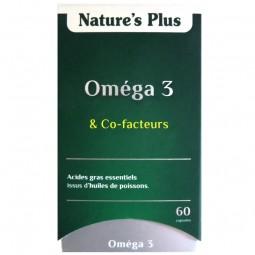 Omega 3 & Co facteurs - 60...