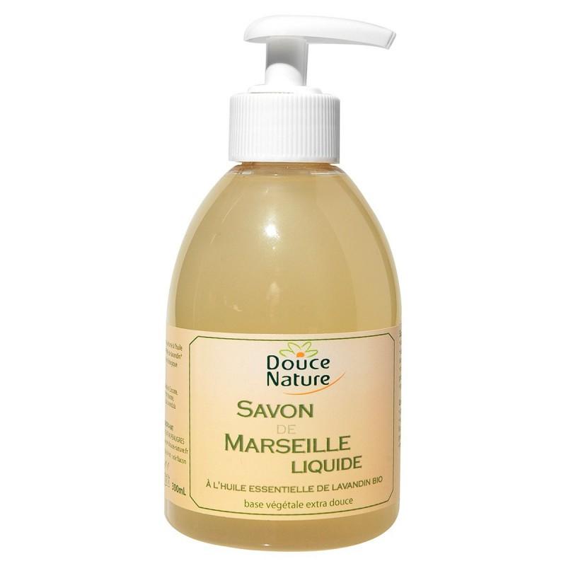 Savon Liquide de Marseille Lavandin Bio Produit Bio