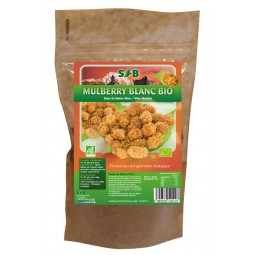 Mulberries blanches BIO 250gr